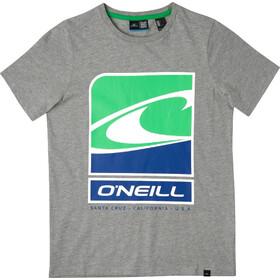 O'Neill Flag Wave SS Shirt Boys silver melee